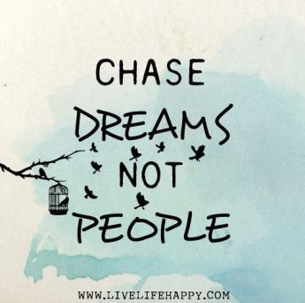 chase dreams